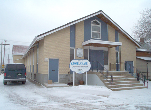 Image of Estevan Gospel Chapel