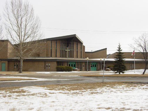 Image of Regina Apostolic Church